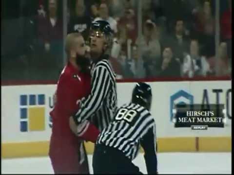 Darryl Bootland vs. Jordan Behler