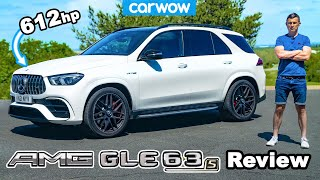 [carwow] Mercedes-AMG GLE 63 2021 review - better than a BMW X5M?