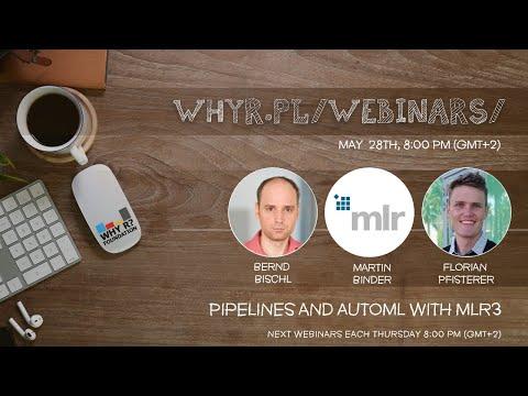 WhyR 2020 mlr3pipelines