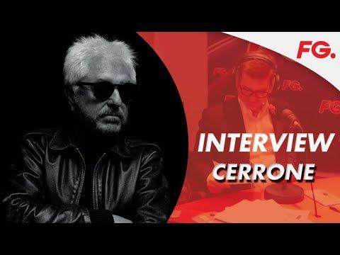 CERRONE | INTERVIEW | HAPPY HOUR | RADIO FG