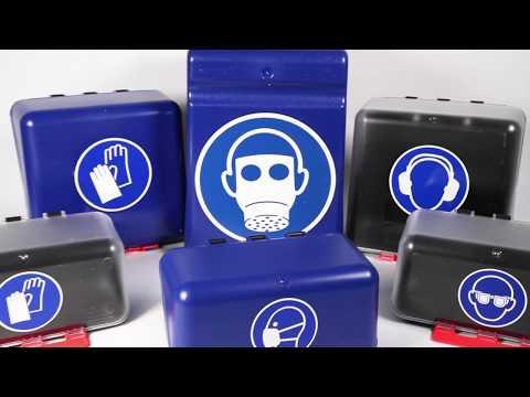 PPE storageboxes
