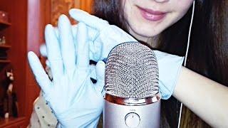 Смотреть онлайн АСМР звуки перчаток от девушки для мурашек