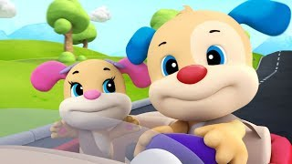 Laugh & Learn - Picnic Surprise | Kids Songs | Kids Cartoons | Laugh and Learn Full Episodes