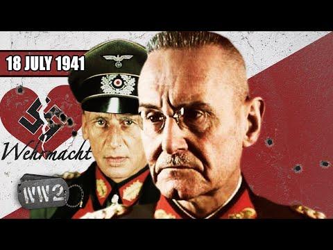 Operace Barbarossa: Mýdlová opera wehrmachtu