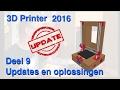 Updates 3D Printer 1