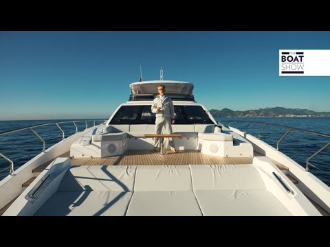 [ENG] AZIMUT GRANDE 27 METRI -  Yacht Review - The Boat Show