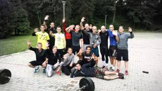preview picture of video 'CrossFit Příbram Summer 2014'