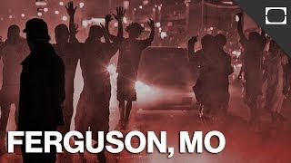 Ferguson Riots - Racial Context