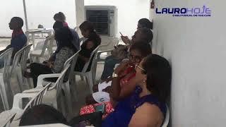 Coletiva de Imprensa de Balanço da Gestão de Lauro de Freitas
