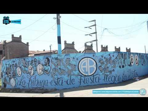 """LA PIRATERIA ENAMORADO"" Barra: Los Piratas Celestes de Alberdi • Club: Belgrano"