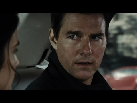 Jack Reacher: Never Go Back (First Footage)