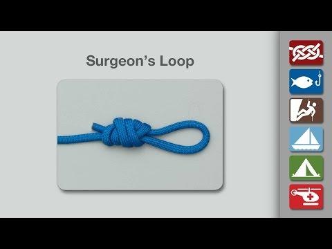 Surgeon's Loop Knot
