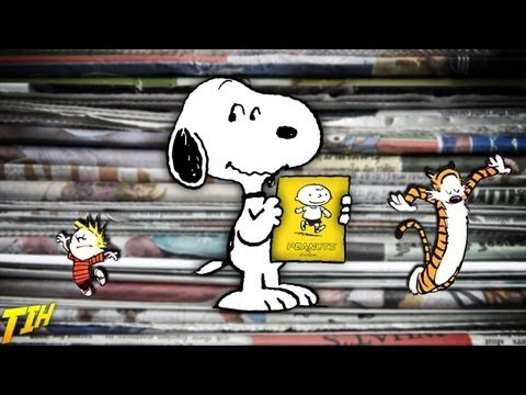 Today in History: Peanuts Appears in Newspapers! 10/02