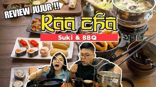 RAA CHA SUKI & BBQ !! SUKI & BBQ MURAH DI JAKARTA ??