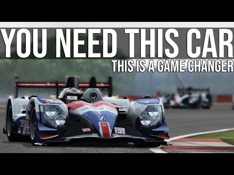 Driving One Of The Best Cars Available For Assetto Corsa