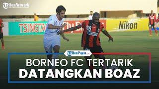 Borneo FC Tertarik Datangkan Boaz