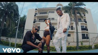 DJ SPINALL   On A Low (Official Video) Ft. YCee