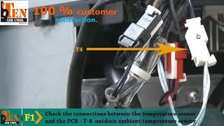 air conditioner error code e5 - Kênh video giải trí dành cho