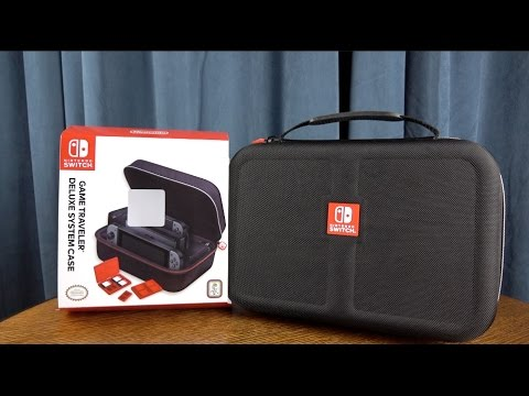 The Ultimate Nintendo Switch Carry-All Travel Case