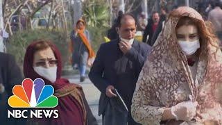 Iranian Deputy Health Minister Diagnosed With Coronavirus   NBC News NOW