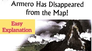 Ch- Armero has disappeared from the Map! | English Channel Book | Class 8 | Learn With Shama |