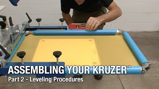 Kruzer Assembly Instructions Part 2
