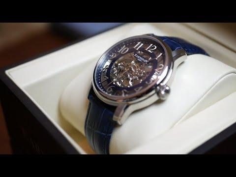 Reseña reloj esqueleto Longitude de Thomas Earnshaw