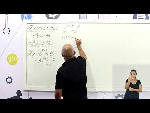 Aula 14 | Equação Exponencial - Parte 01 de 03 - Matemática