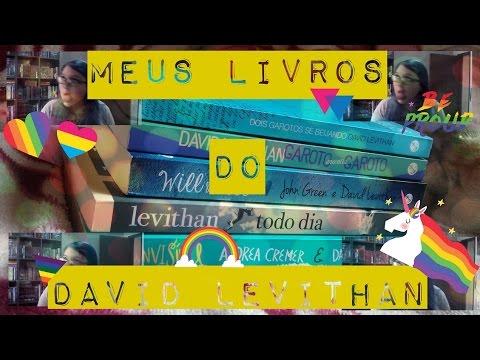 Meus Livros do David Levithan | BISCOITO ESPERTO