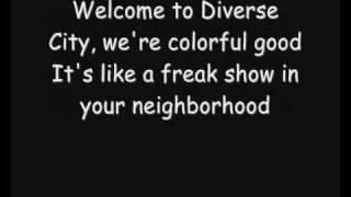 TobyMac - Diverse City (Lyrics)