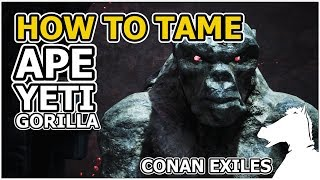 How to get Underwater Breathing Mask | CONAN EXILES - Самые