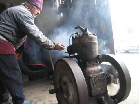 Es wurde das Benzin ausgegossen, wie den Geruch zu entfernen