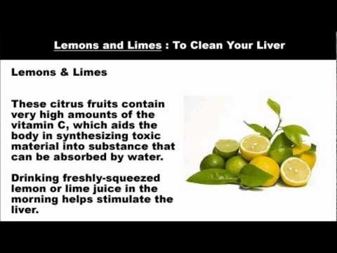 Video How To Treat Fatty Liver Disease Naturally At Home