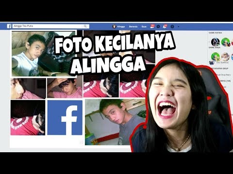 PACAR LIAT FOTO ALAYKU DI JAMAN FACEBOOK SAMPE NGOMPOL !!! - Reaction Part 1 Mp3