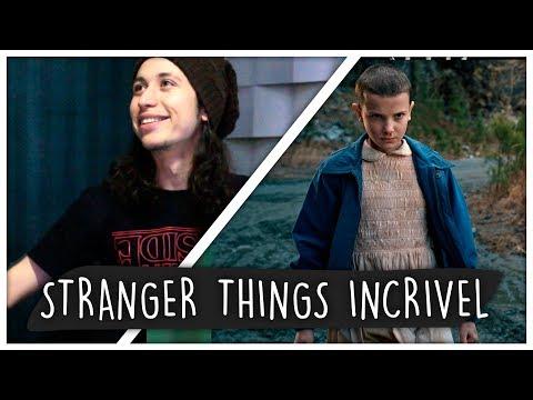 REACT Stranger Things - Temporada 2 - Trailer