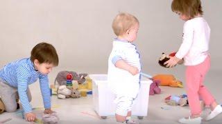 Малышарики - Уборка игрушек   Умные песенки для самых маленьких от года