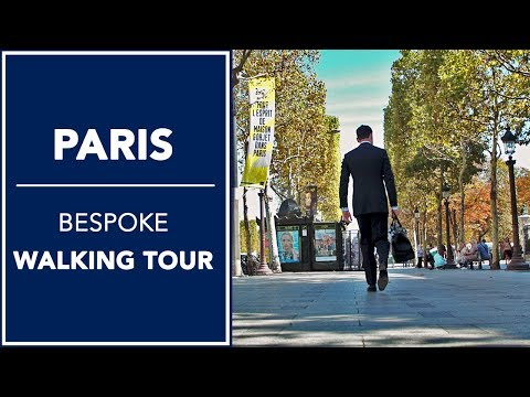 Paris Bespoke Shop Walking Tour | Travel With Kirby Allison