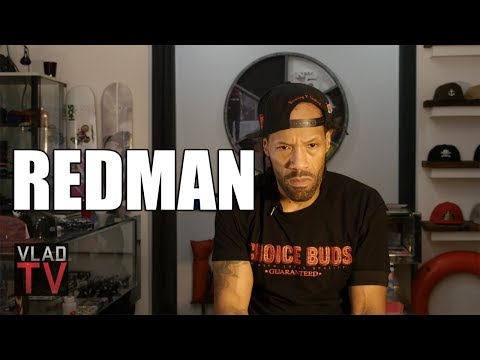 Redman on Being Around Keith Murray and 2Pac When Beef Almost Blew Up