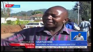 Mbiu ya KTN: Mgombeaji wa chama cha ODM Raphael Wanjala amezea kiti cha ubunge wa Budalangi