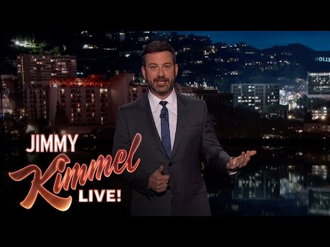 Jimmy Kimmel Has a Bone to Pick with Telemarketers