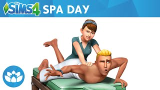 VideoImage1 The Sims™ 4 Spa Day Game Pack