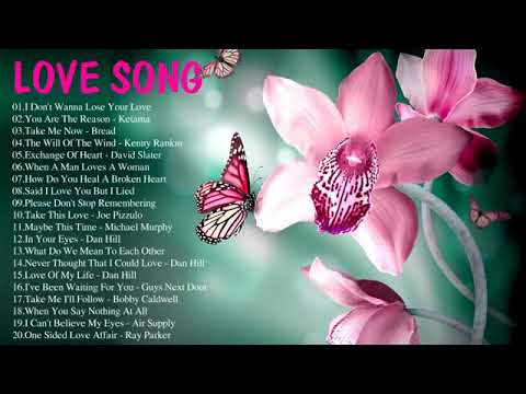 Melow Falling In Love Songs Collection 2019 - Most Beautiful Love Songs Of All Time