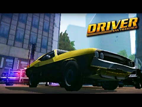 Driver San Francisco on Xbox One - First 20 Minutes Gameplay