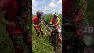 preview picture of video 'TRABAS ADVENTURE KUTAI BARAT KAMPUNG DASAK BHATRAS POLRES KUBAR'
