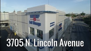 The Lock Up Self Storage in Lakeview Chicago