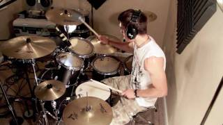 Drum Cover: Avenged Sevenfold - Bat Country