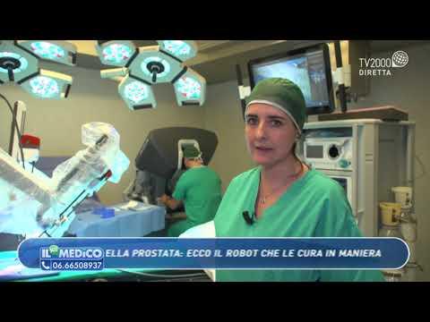 Chirurgia del cancro della prostata a Mosca