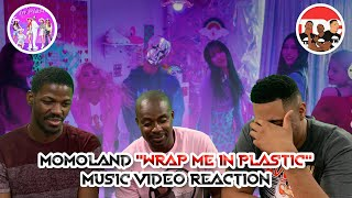 """MOMOLAND """"Wrap Me In Plastic"""" Music Video Reaction"""