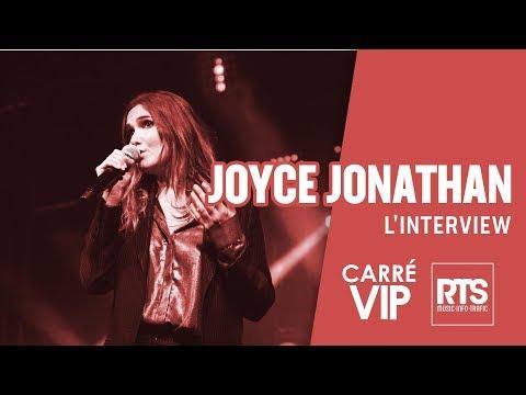 Joyce Jonathan, l'interview 2019