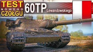 60TP - polska dziesiątka sadzi niezłe buły :) - World of Tanks